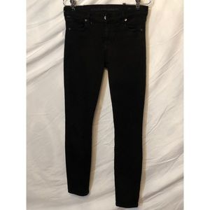 Citizens of humanity medium rise skinny jeans